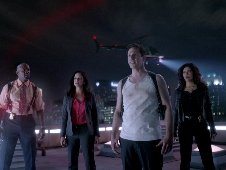 Brooklyn Nine-Nine 'Action Movie' Thumbnail