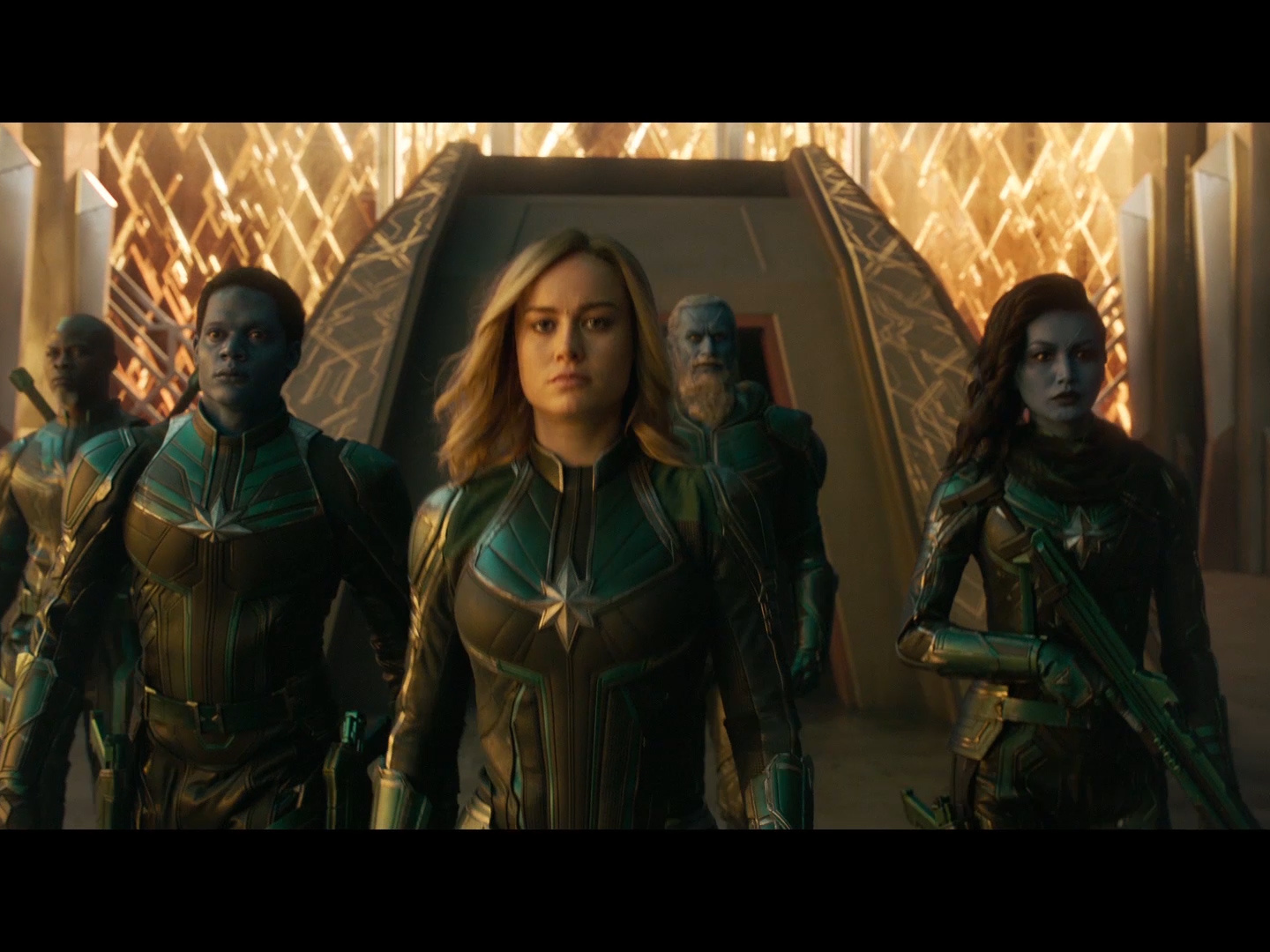 Captain Marvel: Born Free, Buckle Up Safe, Higher Super Bowl, Punch Review Thumbnail