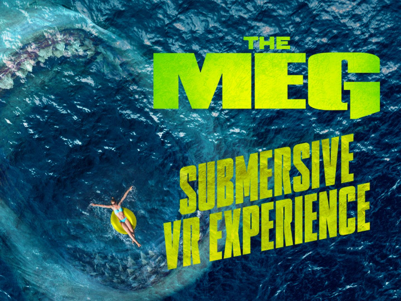 The Meg: Submersive VR Experience  Thumbnail