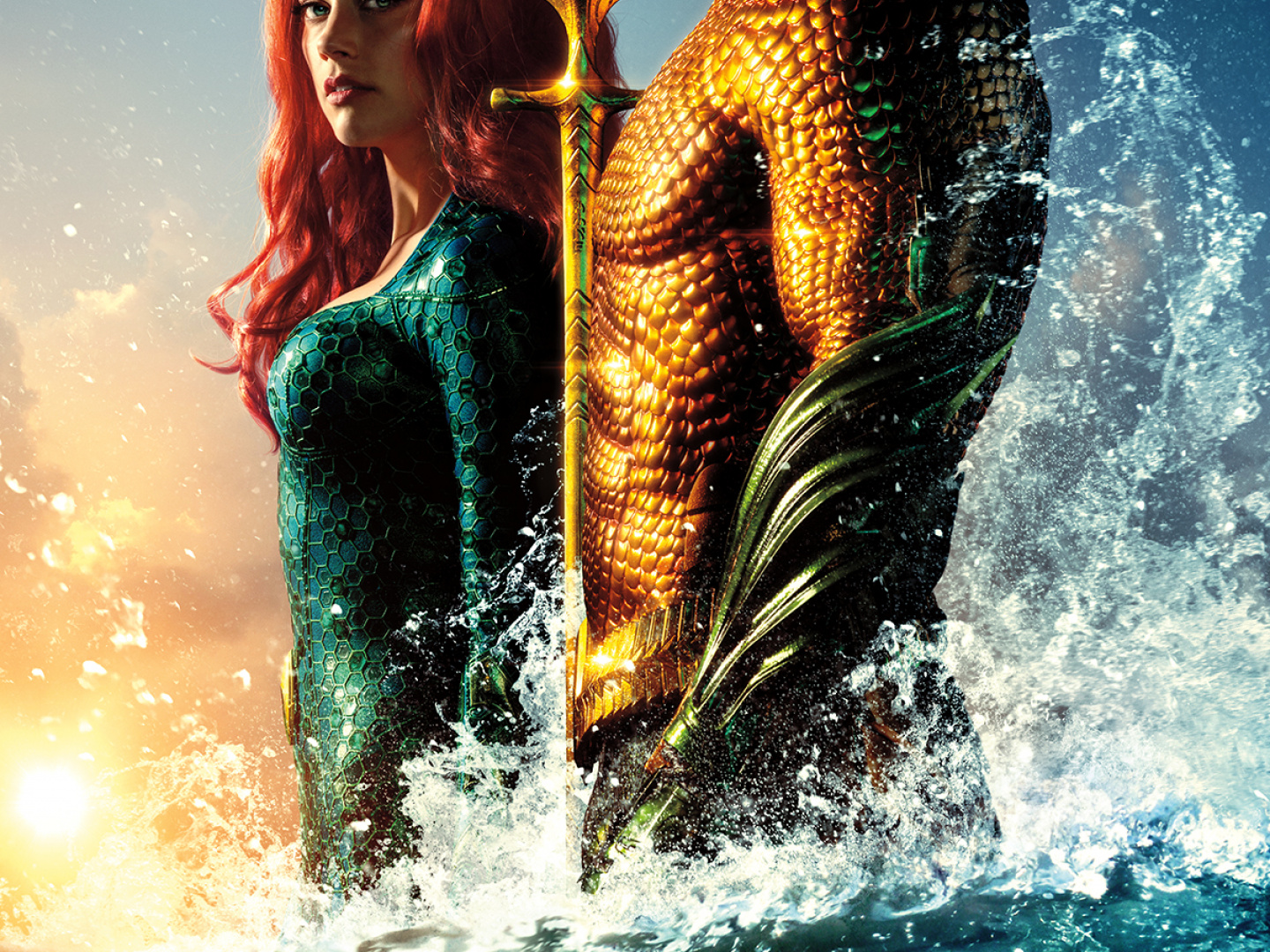 AQUAMAN - THEATRICAL INTEGRATED CAMPAIGN Thumbnail