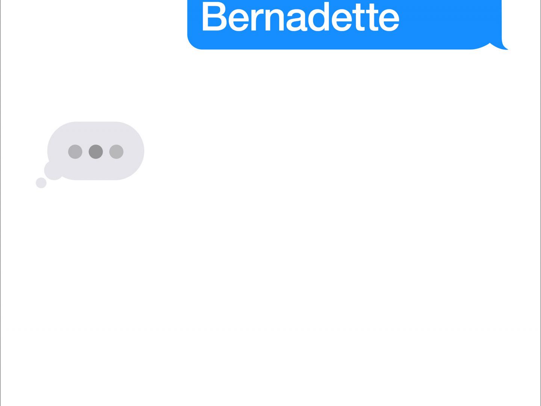 Where'd You Go, Bernadette  Thumbnail