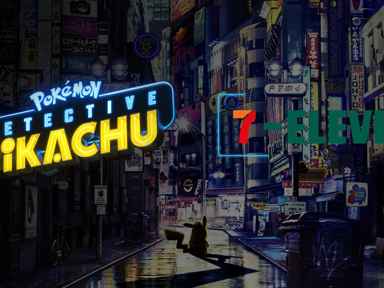 Pokemon Detective Pikachu & 7-Eleven Thumbnail