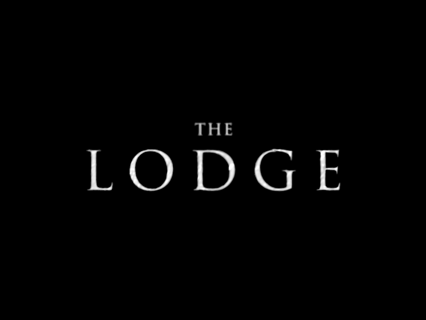 The Lodge -