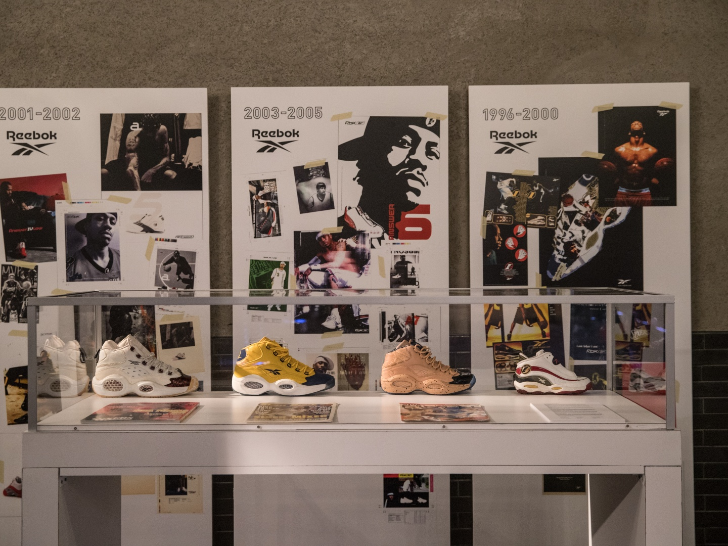 76ers Crossover - Art Exhibition presented by Reebok Thumbnail