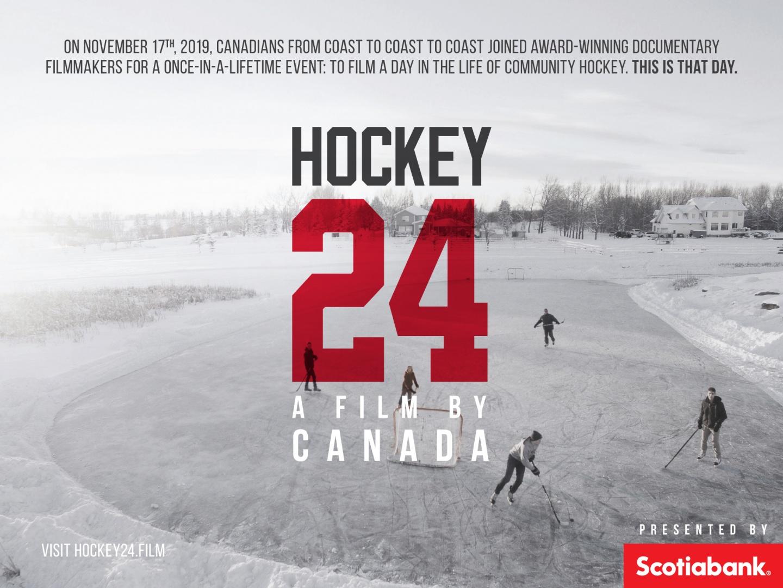 Hockey 24: A Film by Canada Thumbnail