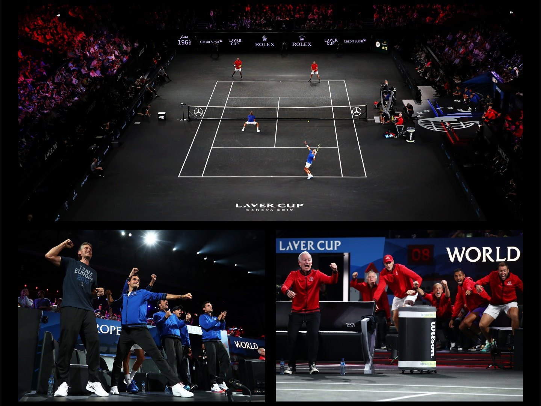 Tennis venue in Switzerland Thumbnail