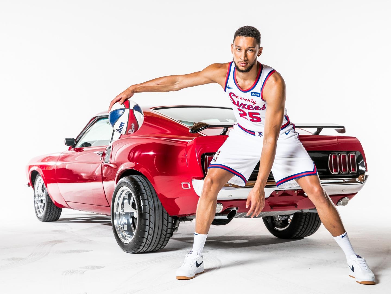 Philadelphia 76ers 2019-20 Classic Edition Thumbnail