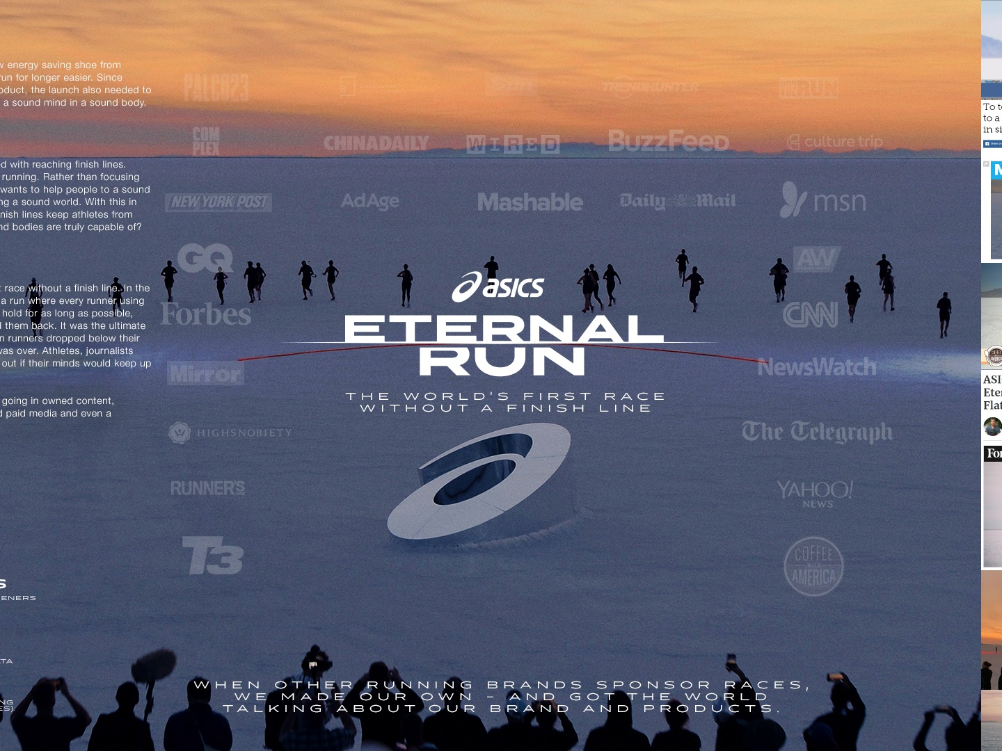 Eternal Run Thumbnail
