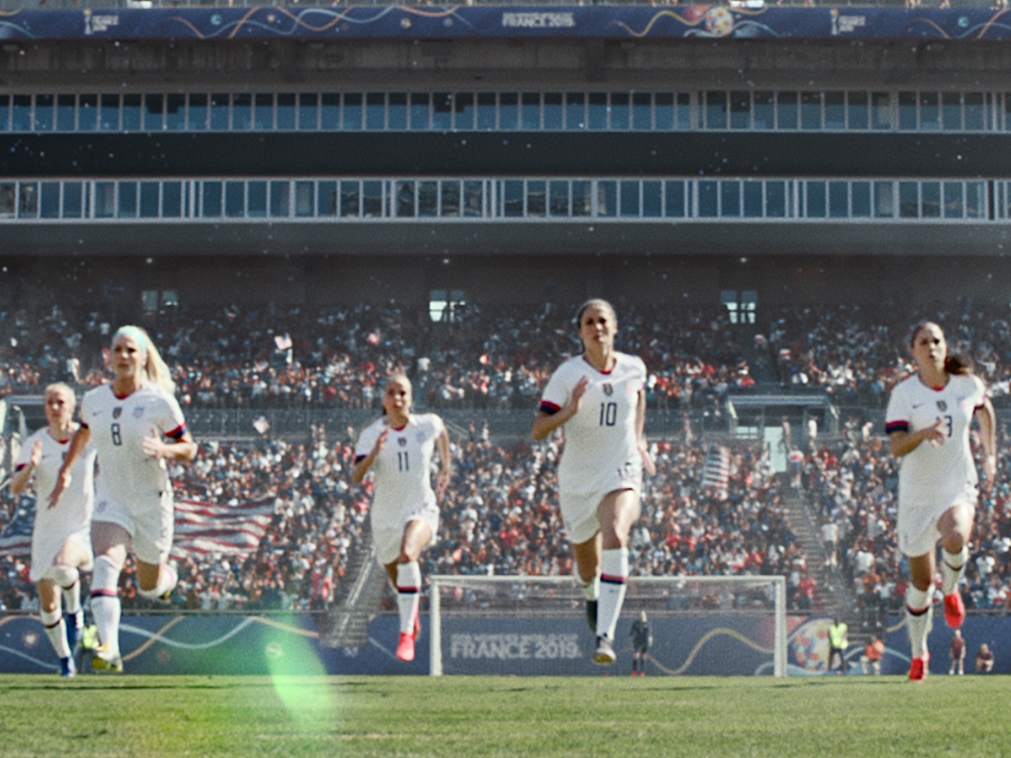 Image for Women's World Cup - Goliath