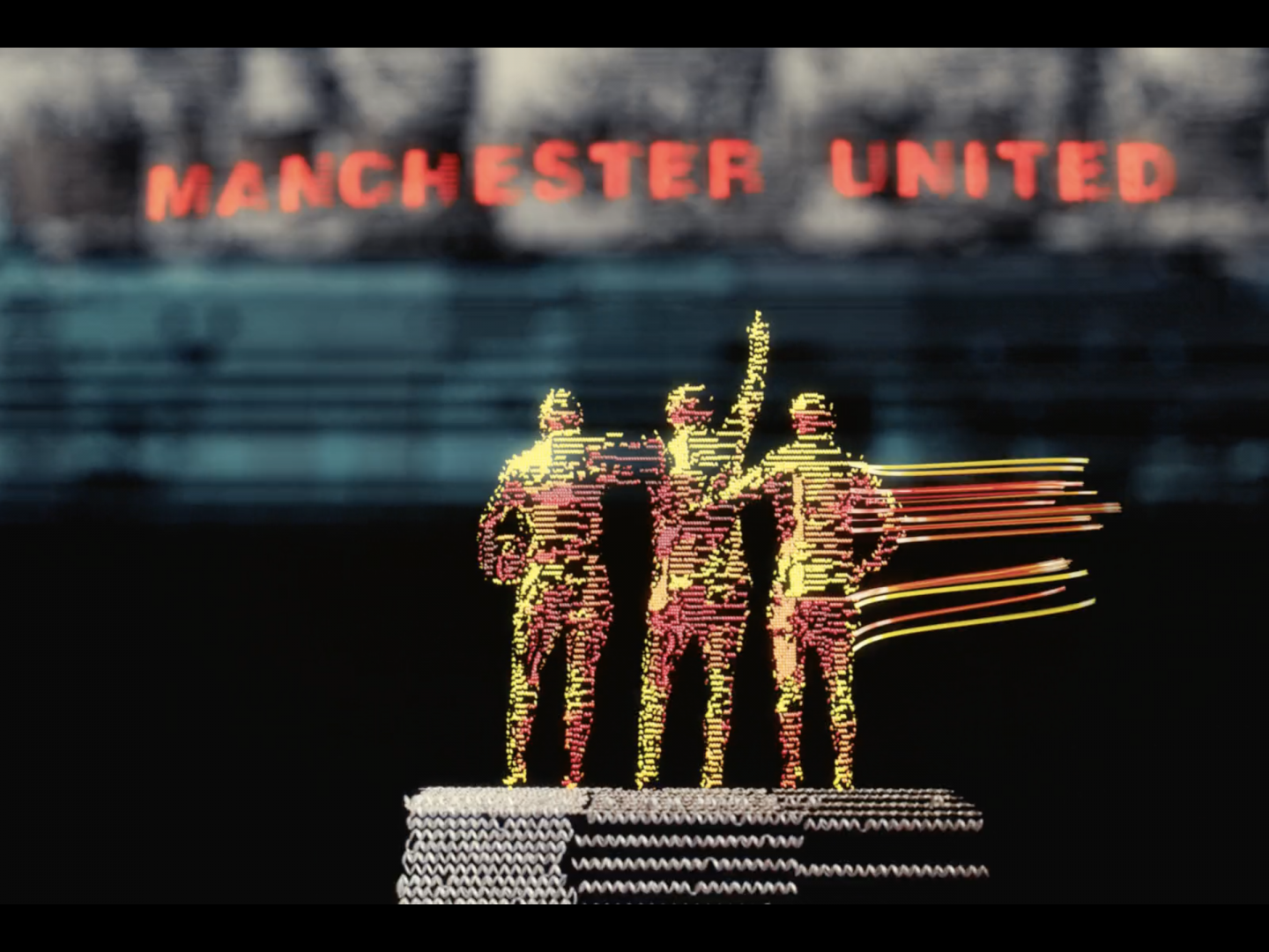 ADIDAS Manchester United Kit Launch 2020 Thumbnail