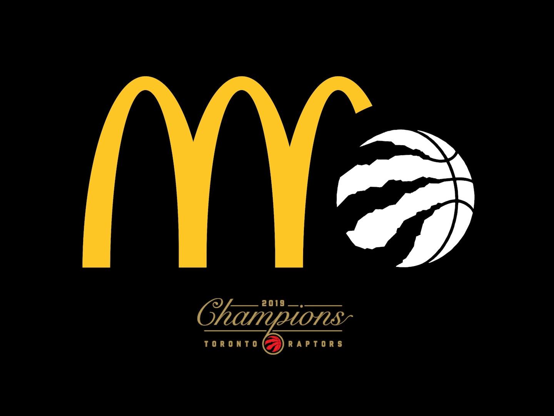 McDonald's X Raptors Sponsorship Thumbnail
