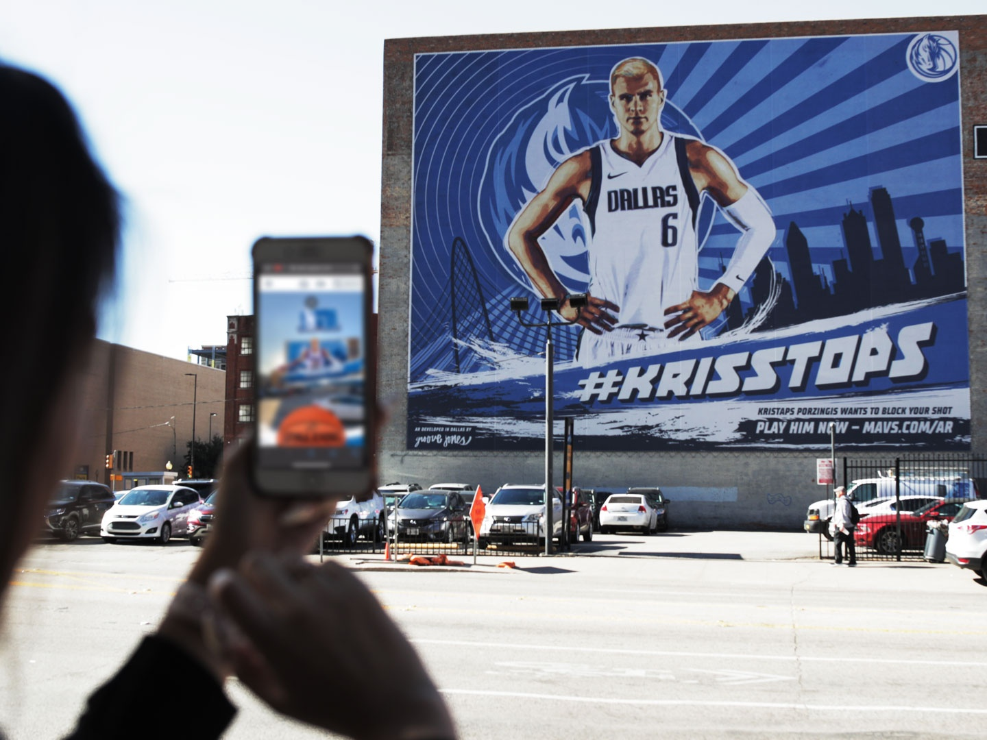 Dallas Mavericks - #KRISSTOPS Thumbnail