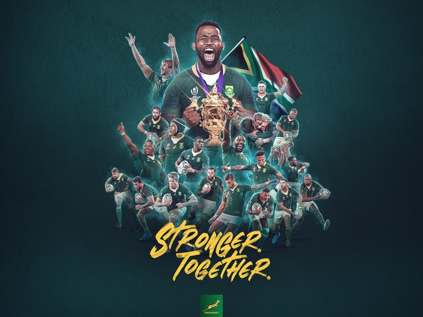 Stronger Together Thumbnail