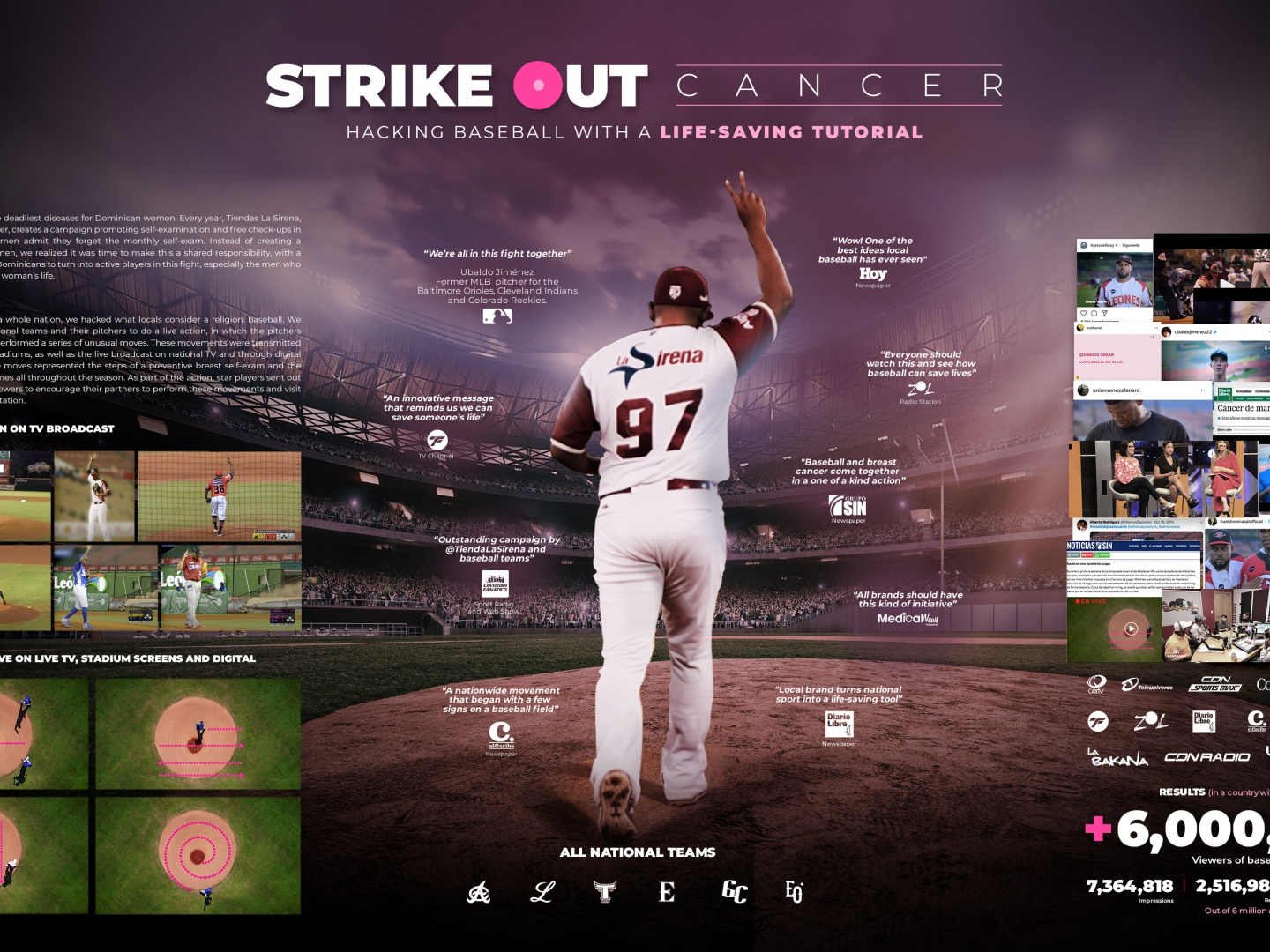 Strikeout Cancer Thumbnail