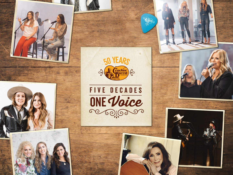 Five Decades, One Voice Thumbnail