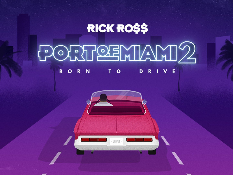 Rick Ross - Born to Drive Thumbnail