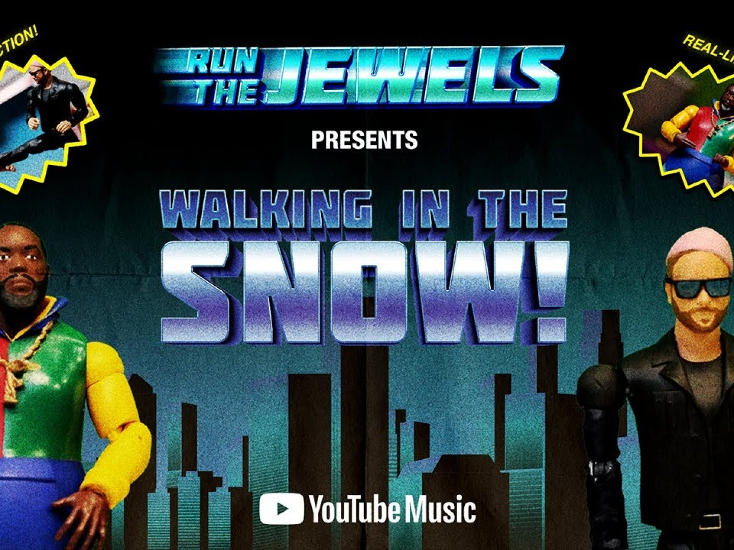 Walking in the Snow with Run the Jewels Thumbnail