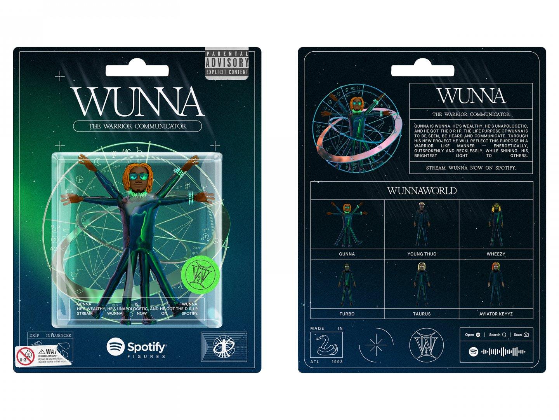 Spotify x Wunna Thumbnail