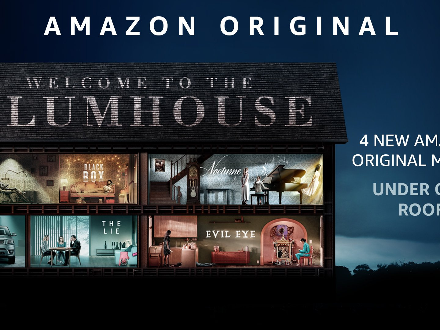 Welcome To The Blumhouse -