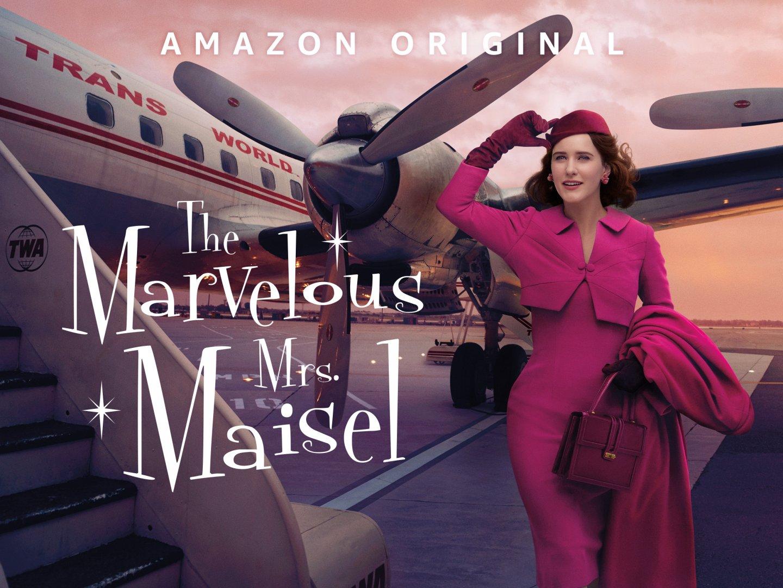 The Marvelous Mrs. Maisel - Season 3 Trailer Thumbnail