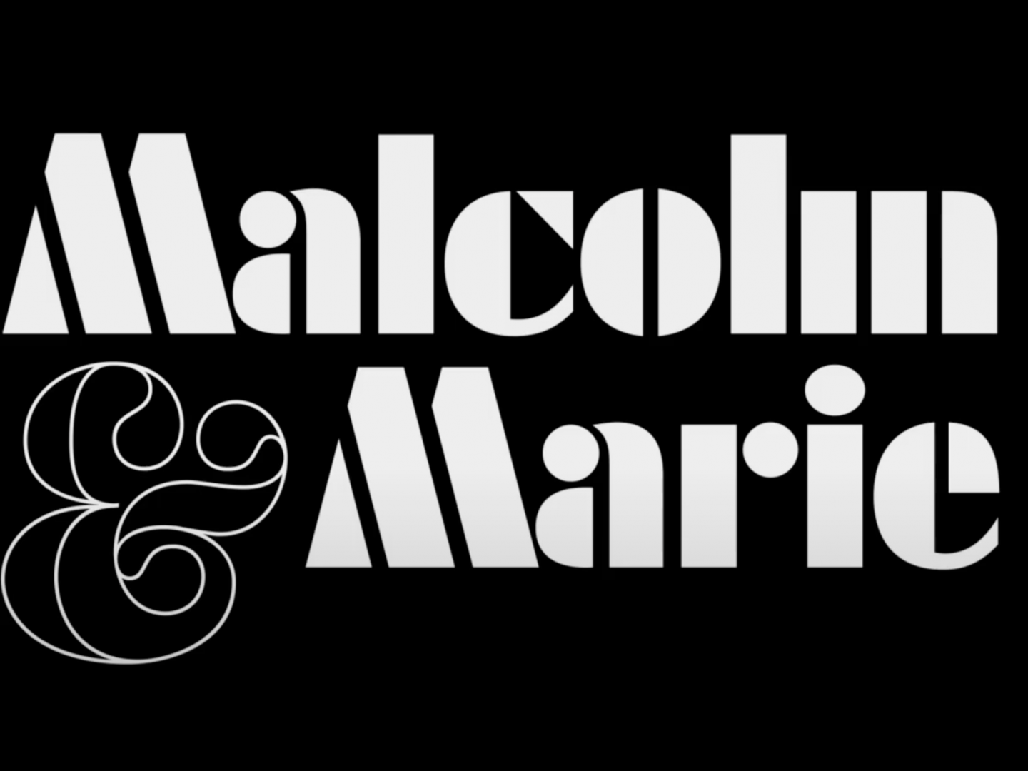 Malcolm & Marie - Official Trailer Thumbnail