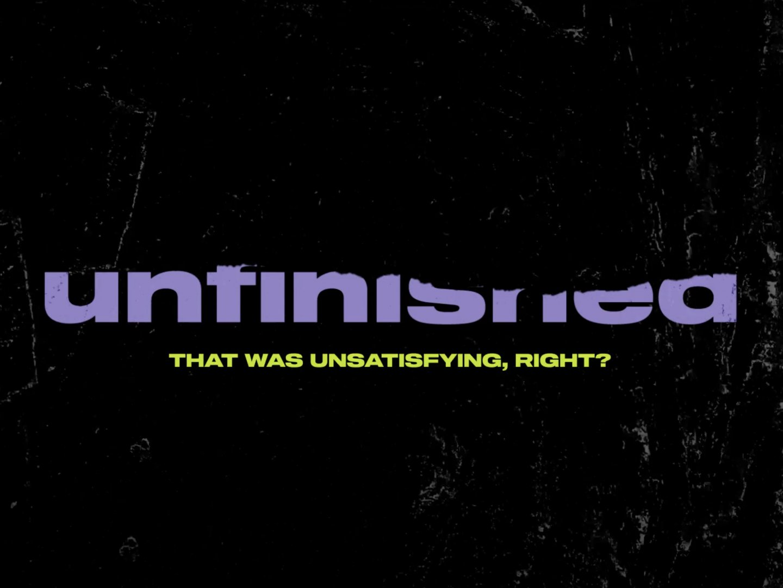 UNFINISHED Thumbnail