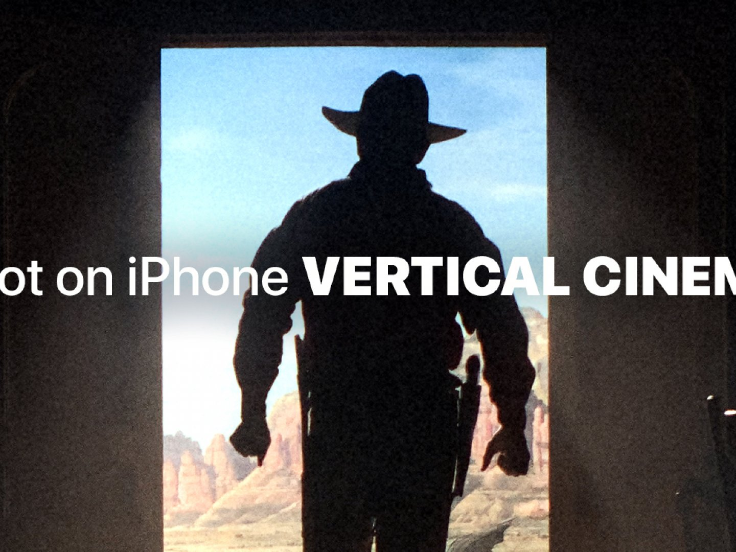 Shot on iPhone by Damien Chazelle—Vertical Cinema Thumbnail