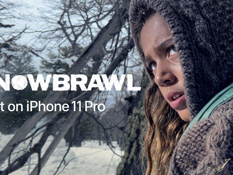 Shot on iPhone 11 Pro—Snowbrawl Thumbnail