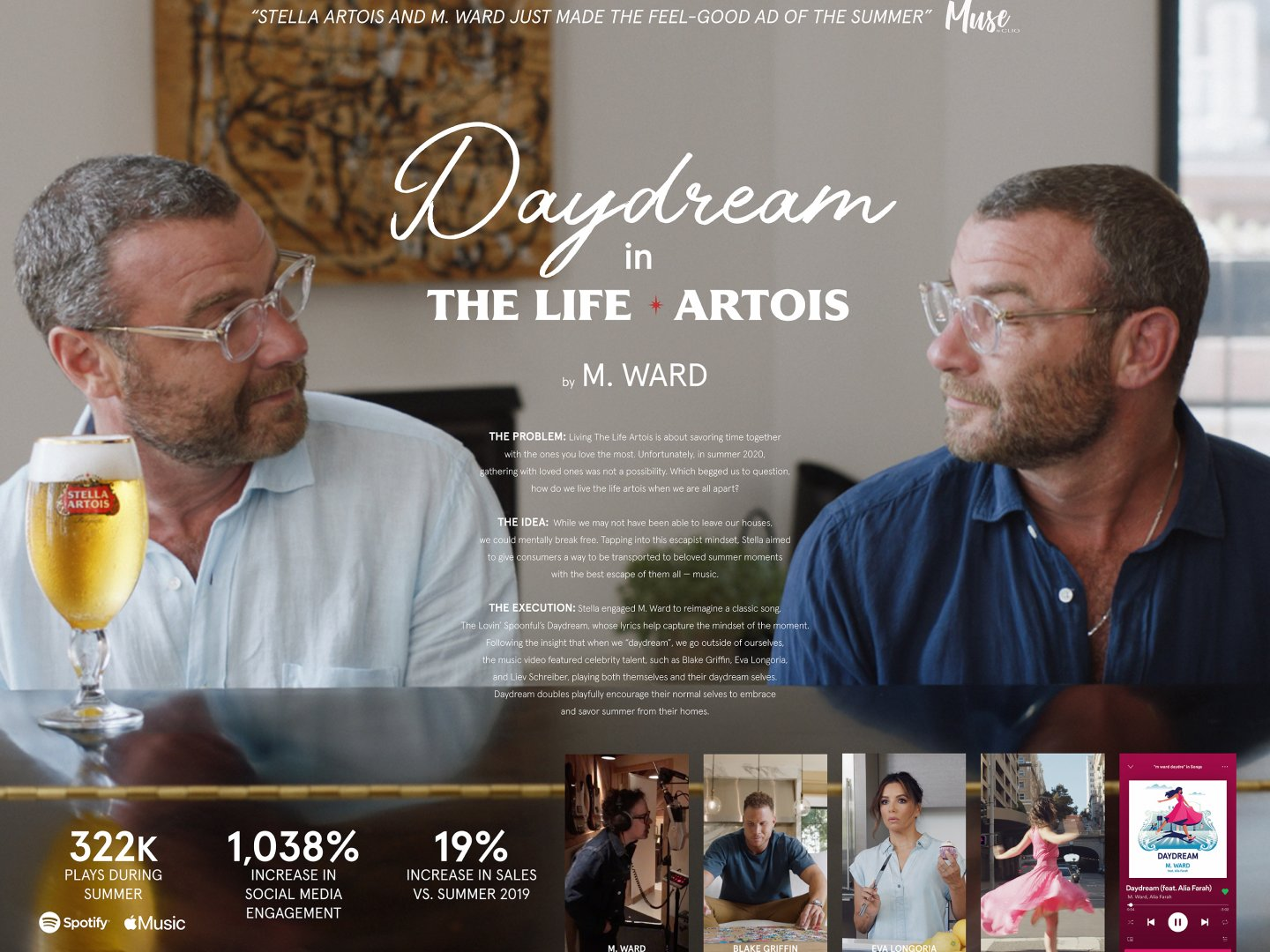 Daydreaming (In the Life Artois) Thumbnail