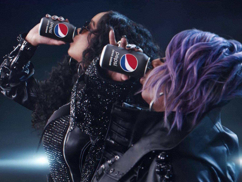 Paint it Black- Pepsi Zero Promo Thumbnail