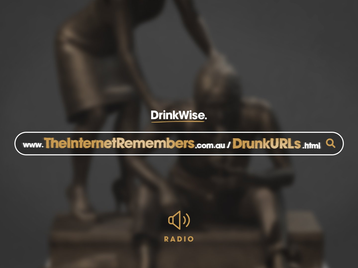DrinkWise | The Internet Remembers Thumbnail
