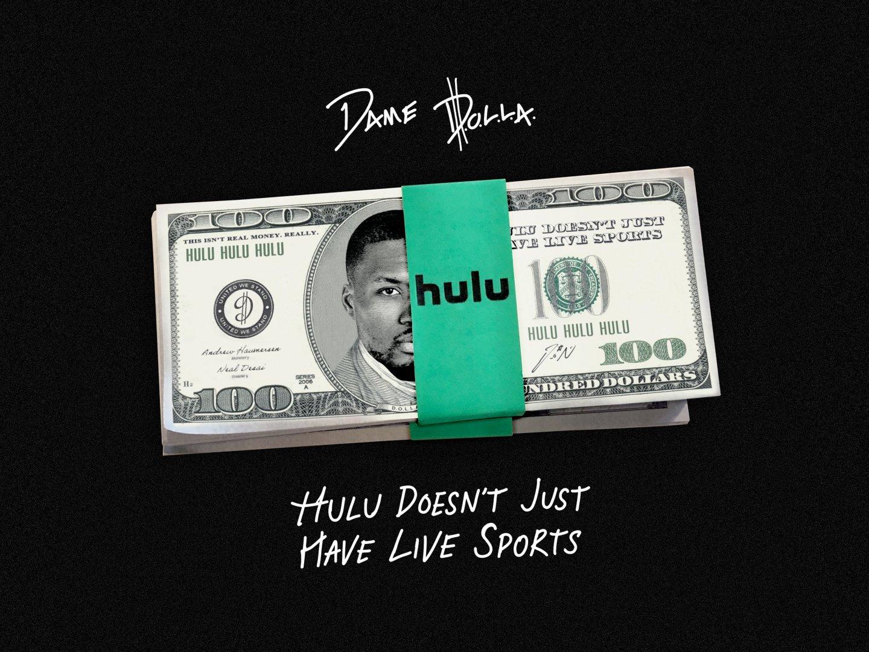 Hulu Sellouts x Dame D.O.L.L.A. Thumbnail