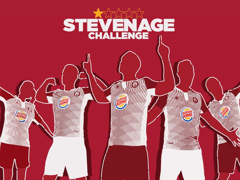 BK Stevenage Challenge Thumbnail