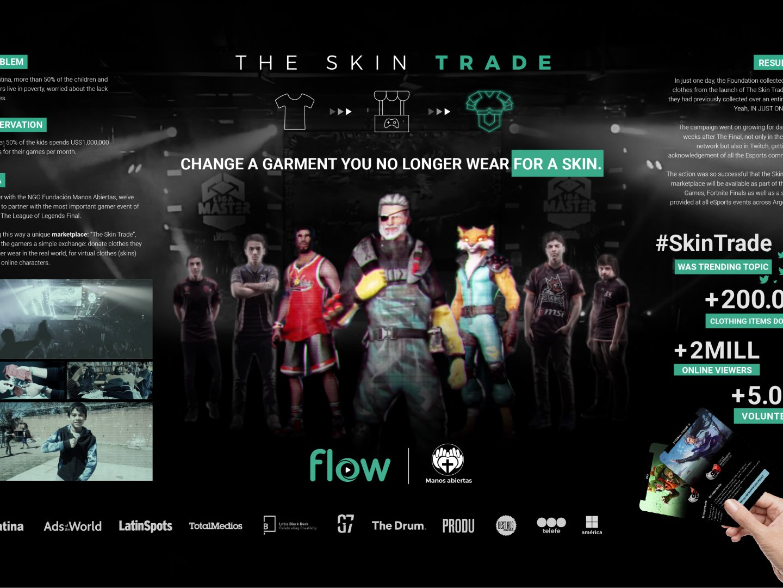 The Skin Trade Thumbnail