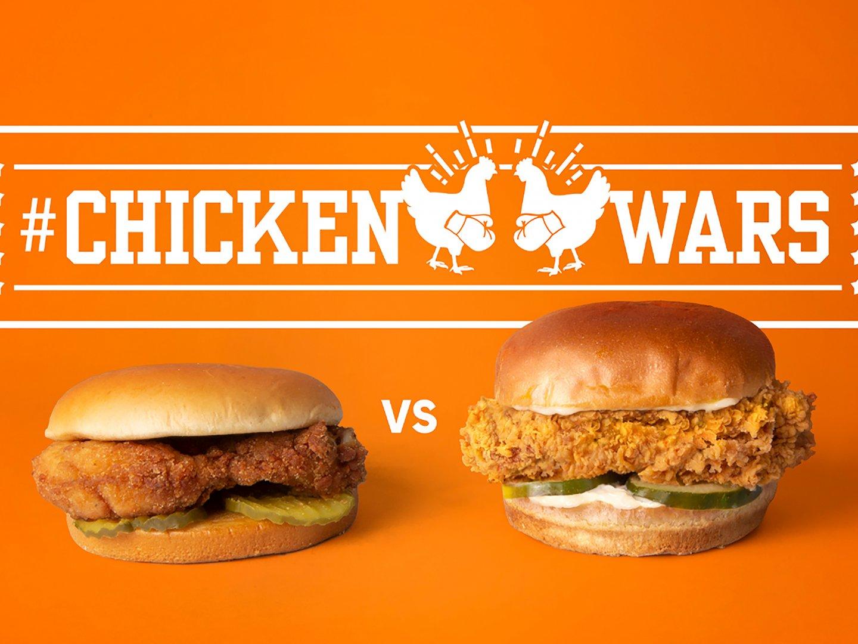 Chicken Wars Thumbnail