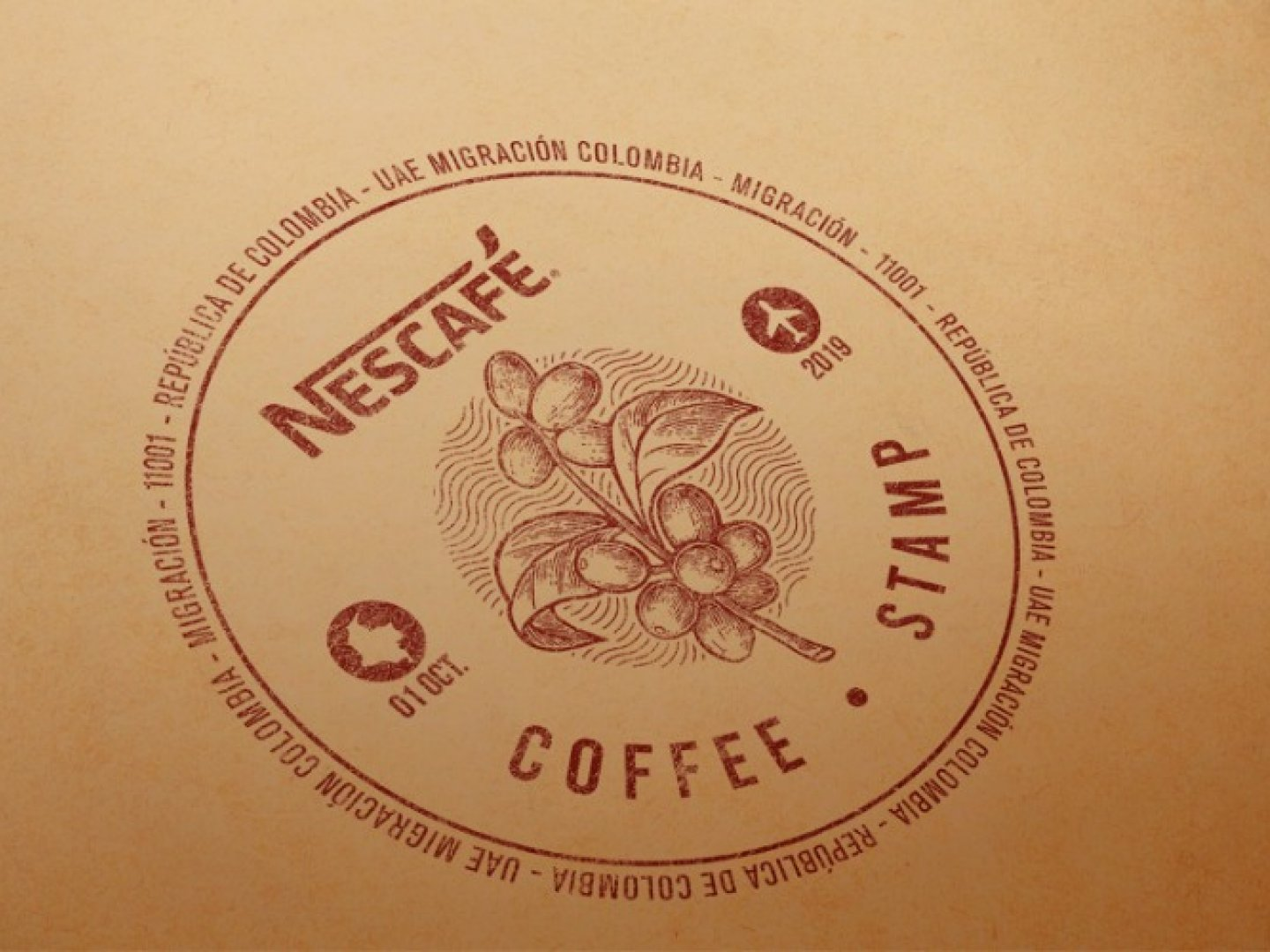 Coffee Stamp Thumbnail