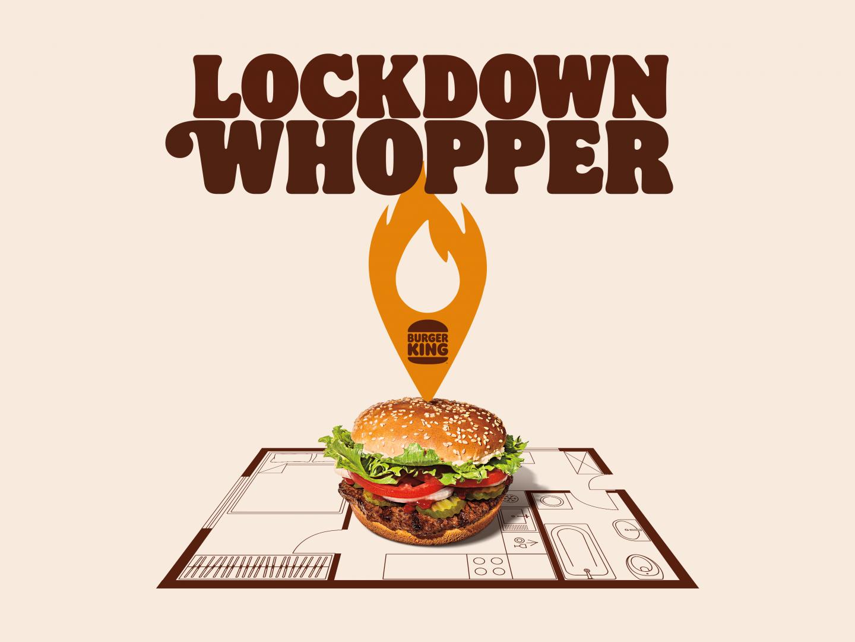 BK Lockdown Whopper Thumbnail