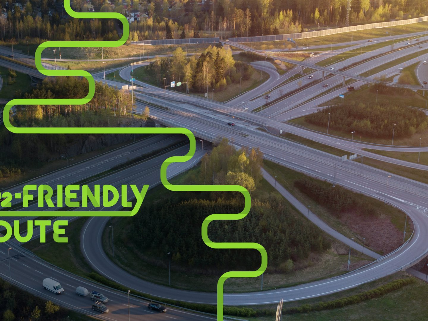 The most CO2-friendly route Thumbnail