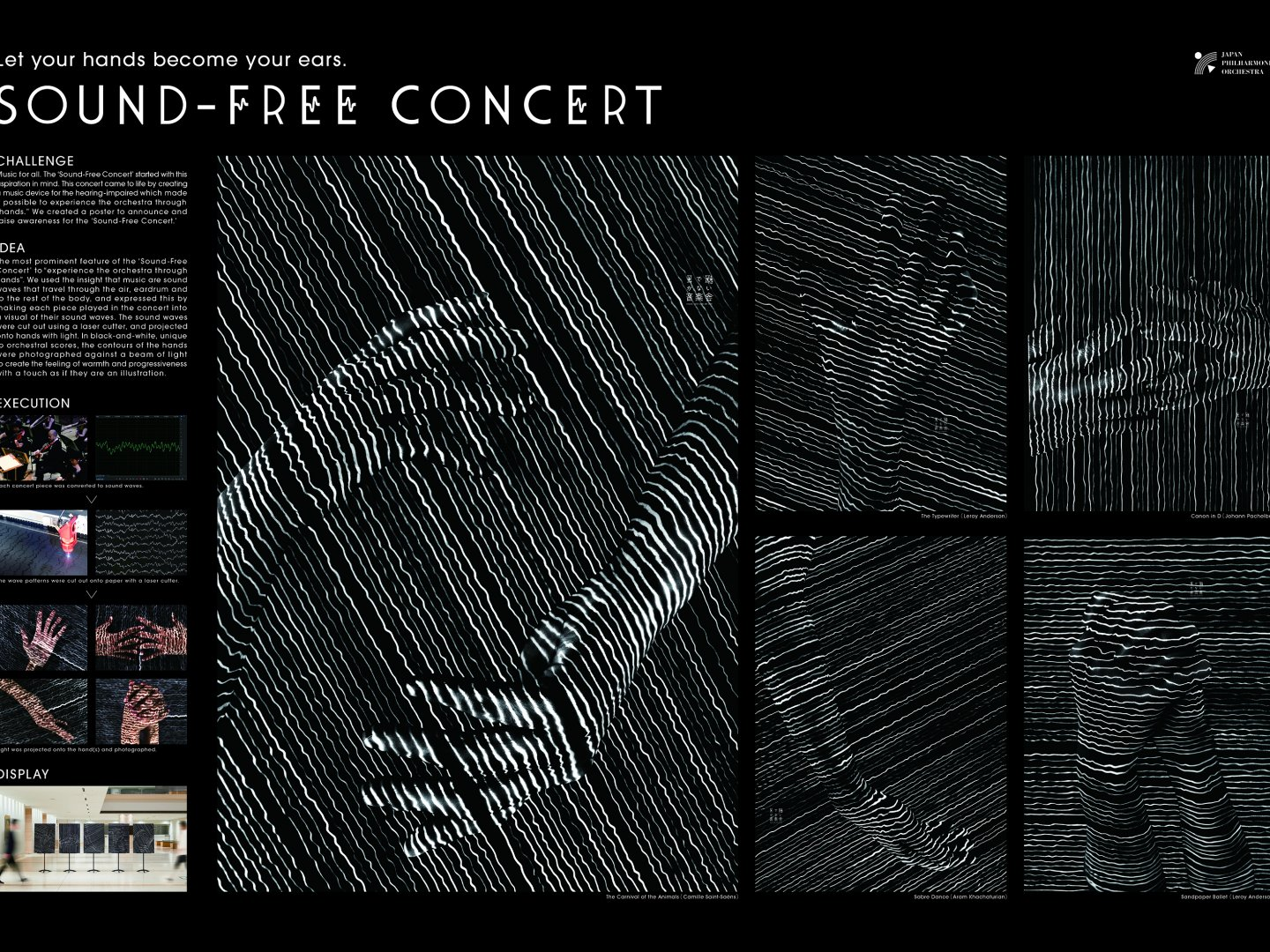 Sound-Free Concert Posters (2019) Thumbnail