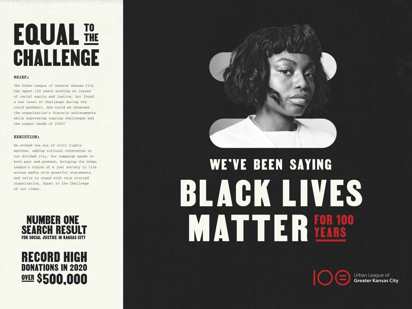 Equal to the Challenge Identity System Thumbnail