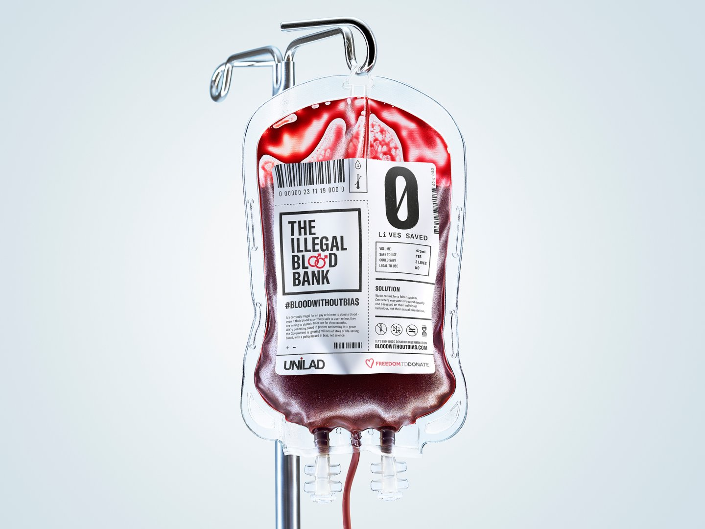 The Illegal Blood Bank Thumbnail