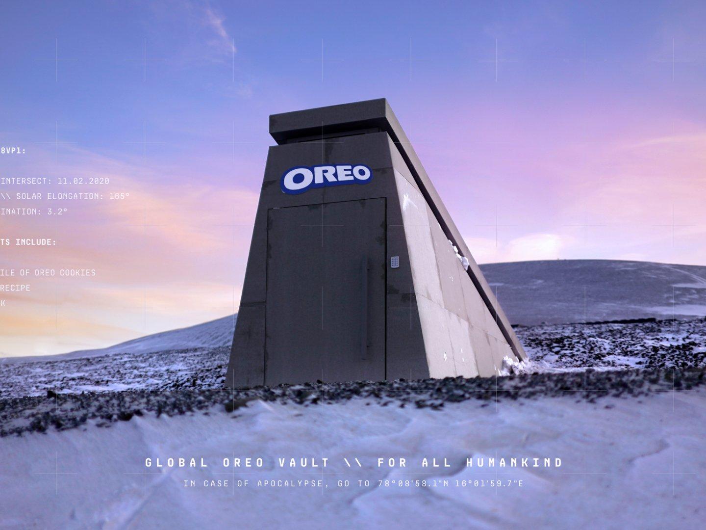 The Oreo Doomsday Vault Thumbnail