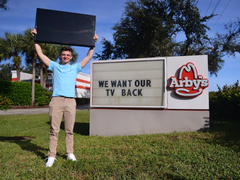 Arby's $5 Missing Menu Meal TikTok Thumbnail