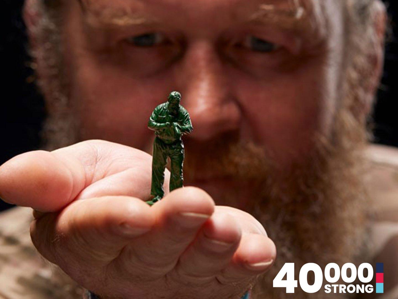 40,000 Strong Thumbnail