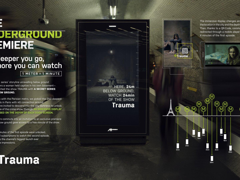 The Underground Premiere Thumbnail