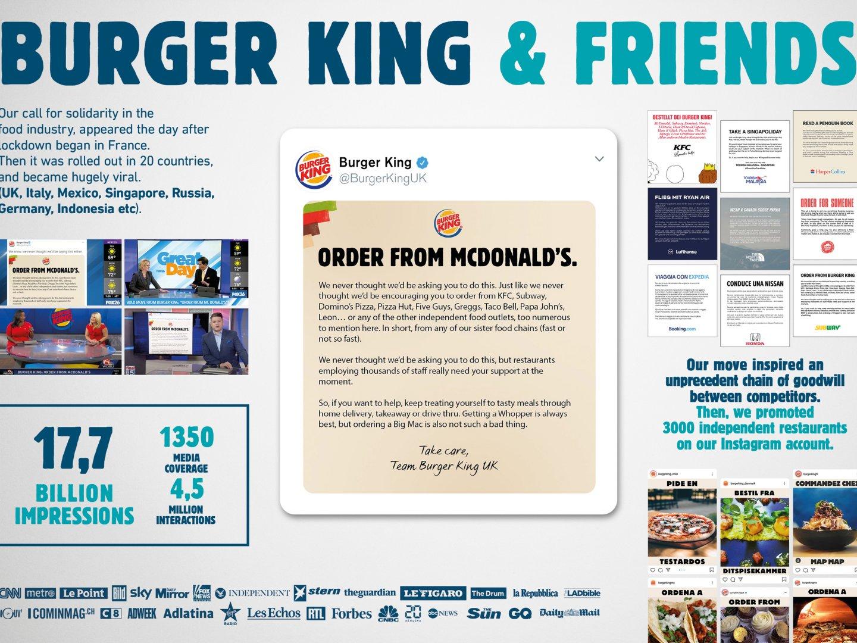 Burger King and Friends Thumbnail