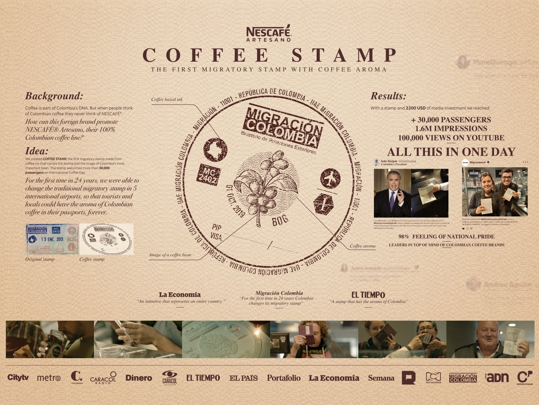 Coffee Stamp Thumbnail