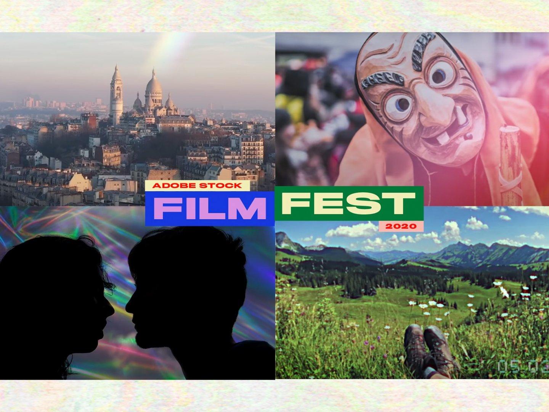 Adobe Stock Film Festival Thumbnail