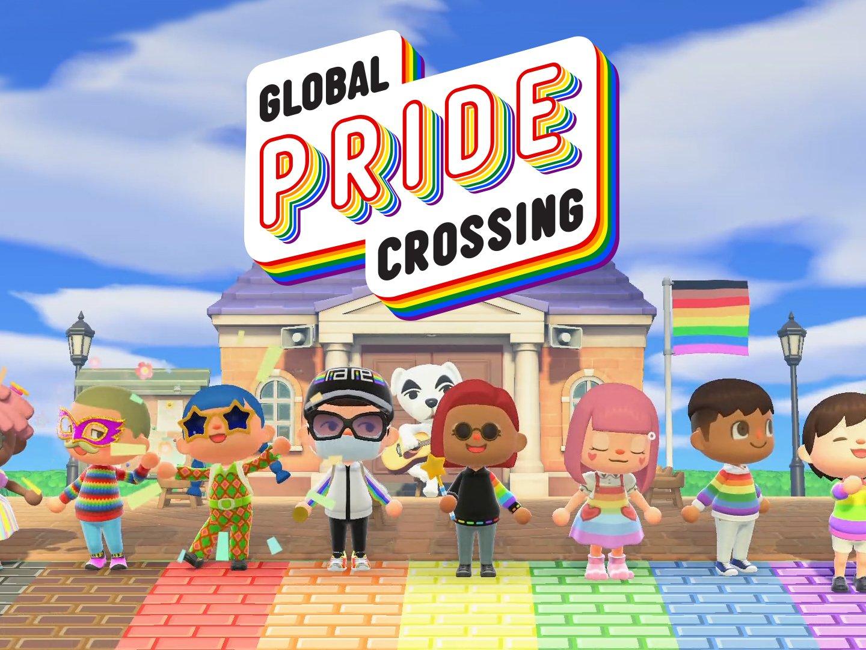 Global Pride Crossing Thumbnail