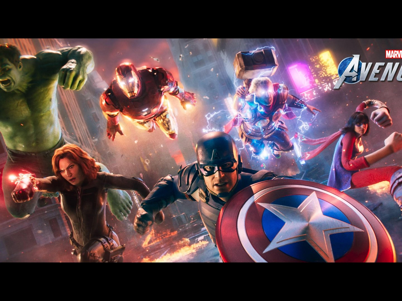 Avengers Assemble Thumbnail
